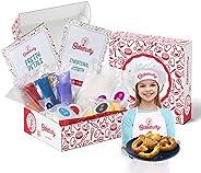 Baketivity Kits for Kids   Subscription   Baking DIY Activity Kit, Pre-Measured Ingredients, Kid Friendly Reci