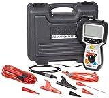 Megger MIT481-EN Insulation Tester, 200 Gigaohms Resistance, 50V, 100V, 250V, 500V, 1000V Test Voltage