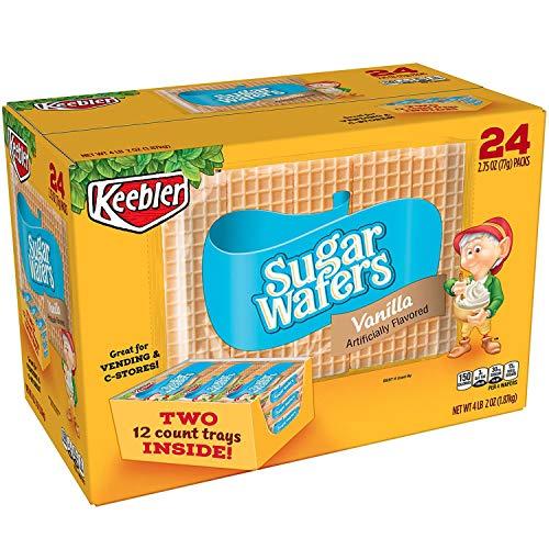 Keebler Sugar Wafers - 2.75 oz. - 24 ()