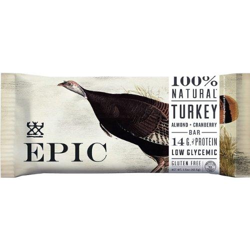 EPIC Bar Turkey Bars - Almond Cranberry - 1.5 oz