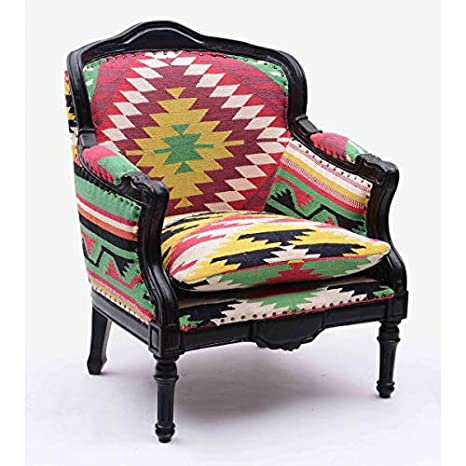 MATHI DESIGN Silla Kilim Barroco