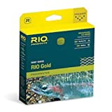 RIO Gold Weight Forward Fly Lines - Enviro 5 Pack - Moss/Gold