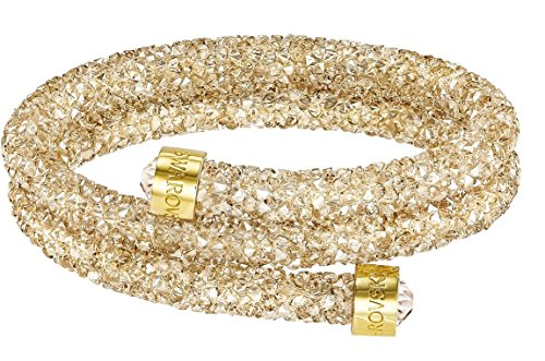 swarovski-crystaldust-bangle-double-golden-crystal-5237763