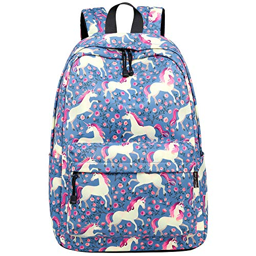 VentoMarea Stylish School Backpack College Student Bookbags Travel Bag Daypack (Best Back To School Laptop)