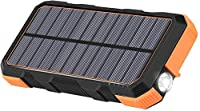Solar Charger 26800mAh Hiluckey 18W Powe...