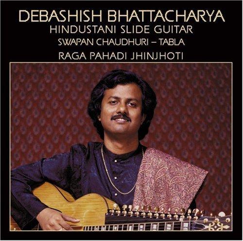 Raga Pahadi Jhinjhoti - Hindustani Slide Guitar by Debashish Bhattacharya (2007-05-22)