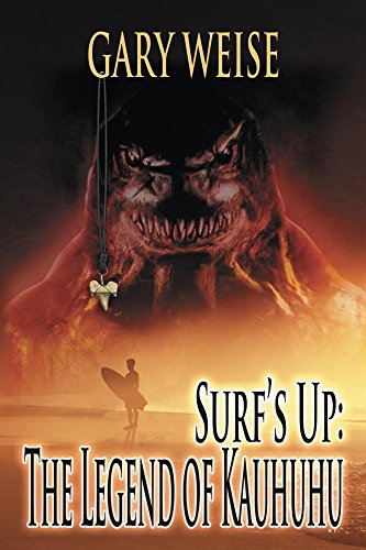 Surf's Up: The Legend of Kauhuhu by Gary Weise ebook deal