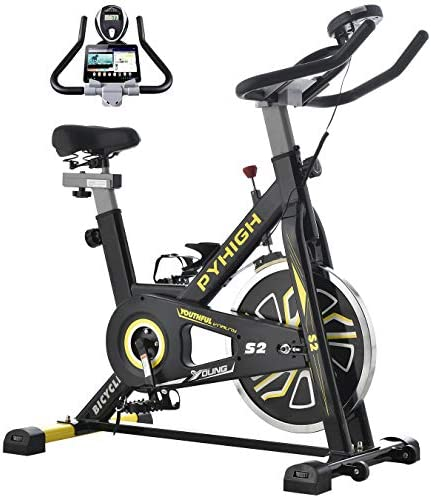 [Amazon.ca] PYHIGH Indoor Cycling Bike $317.52