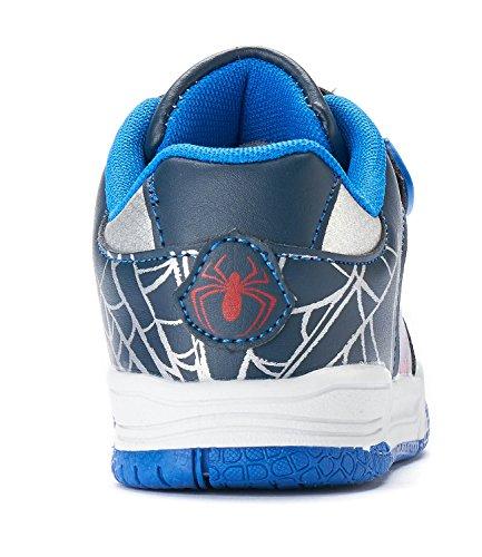 Spiderman Chicos Deportivas - Azul marino Azul marino