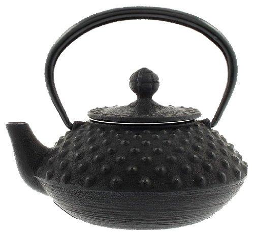 iwachu cast iron teapot - 9