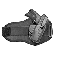 Fobus Ec9S/Lc380/Lc9/Lc9S Pro Evolution Ankle Holster Ruger, Black