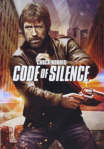 Code of Silence by NORRIS,CHUCK