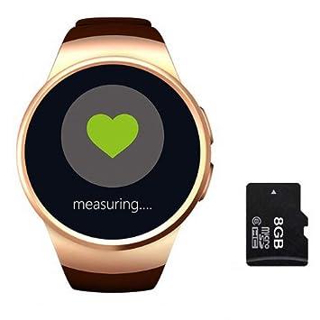 JSGJSH 2018 Pulsera Inteligente KW18 Bluetooth Smart Watch ...