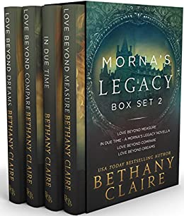 Morna's Legacy (Box Set #2): Scottish Time Travel Romances (Morna's Legacy Series) by [Claire, Bethany]
