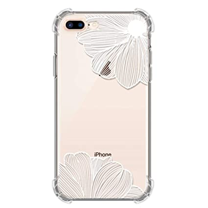 Amazon.com: Mandala Lace Flower Pattern Shockproof Silicone ...
