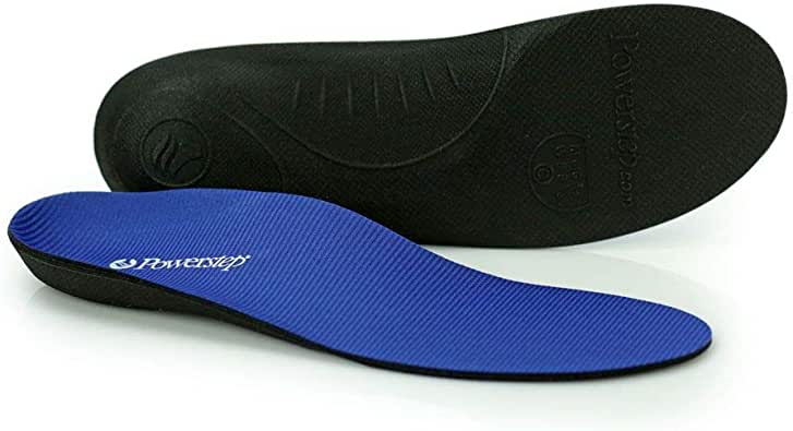 Powerstep Full Length Orthotic Shoe Insoles Original
