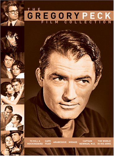 DVD : The Gregory Peck Film Collection (Gift Set, Dolby, 7 Disc)