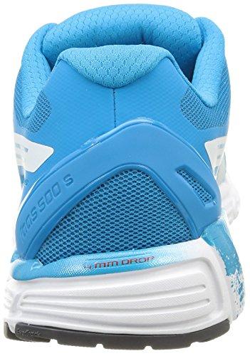 09 Mixte Blue Adulte Entrainement Blau 500 Puma Atomic Running white S Faas V2 nqnWA7O