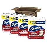Charmin Ultra Strong Toilet Paper, Bath Tissue, Double Roll, 48 Count