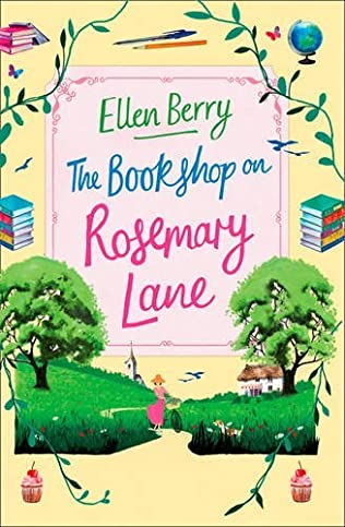 book cover of The Bookshop on Rosemary Lane