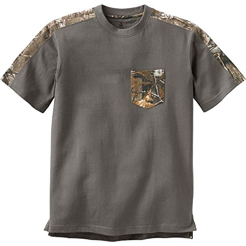 Legendary Whitetails Cross Country Chevy Short Sleeve Tee Steel XX-Large