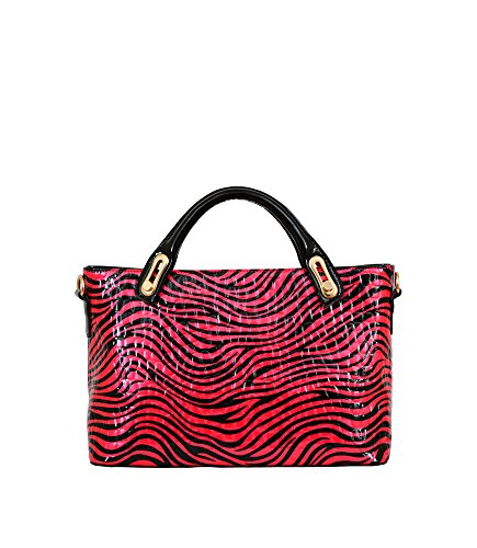 Mellow World Fashion Handbag Zara, Fuchsia, One Size for sale  Delivered anywhere in USA