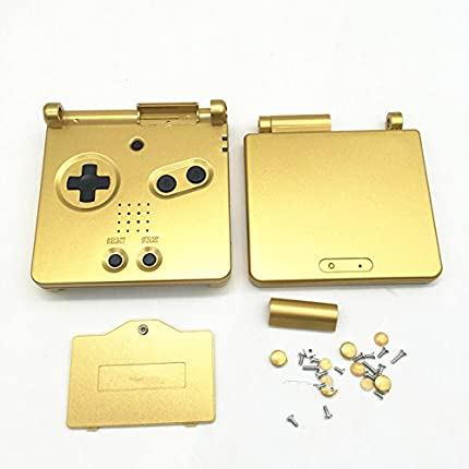 Meijunter Tyrant King Replacement Housing Shell Case Cover Part for Nintendo Gameboy Advance SP GBA SP