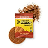 Honey Stinger Organic Gluten Free Waffle, Cinnamon, Sports Nutrition, 1.06 Ounce