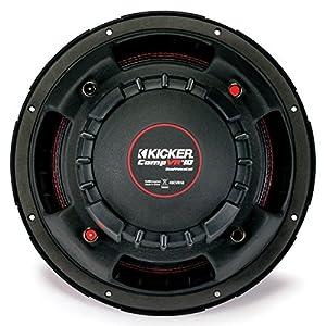 Kicker 700 Watt 10 Inch CompVR 2 Ohm Subwoofer Car Bass Power Sub | 43CVR102