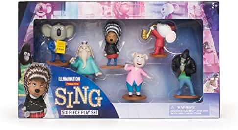 Universal Sing Figurine Playset