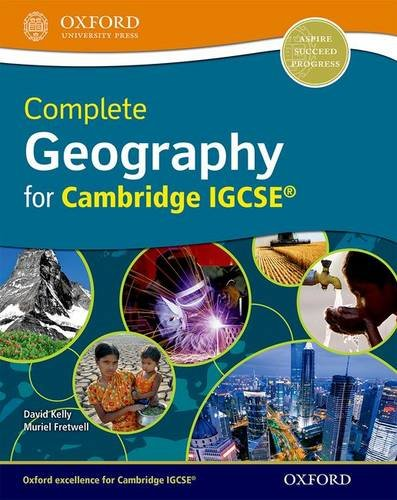 Complete Geography for Cambridge IGCSERG (CIE IGCSE Complete Series)