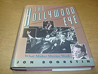 book cover of The Hollywood Eye