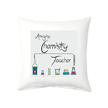 Buy Krazzy Kollections Amazing Chemistry Teacher Cushion