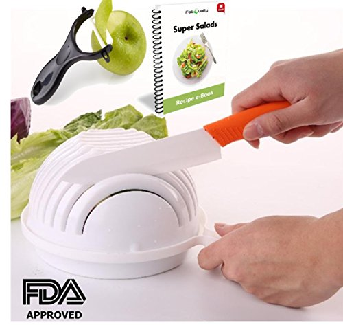 FabQuality premium Salad Cutter Vegetable product image