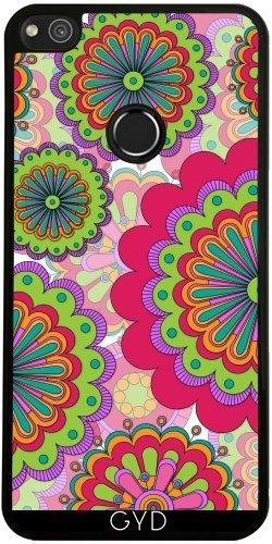 Funda de silicona para Huawei P8 Lite 2017 - Flores Maravillosas by Shelly Bremmer