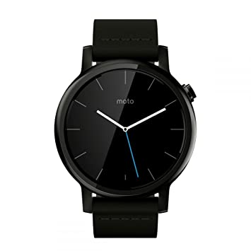 Motorola Moto 360 Reloj Inteligente Negro LCD 3,48 cm (1.37