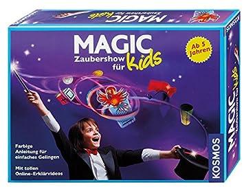 MAGIC Trick- & Zauberartikel Zauberkäfig Spiel Deutsch 2018