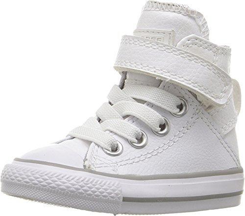 Pictures of Converse Girls' CTAS HI-K White 7 M US Toddler 1