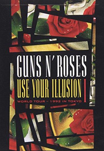 DVD : Guns N' Roses - Use Your Illusion I: Wolrd Tour - 1992 In Tokyo (DVD)