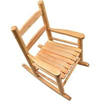Childs Hardwood Rocker Chair