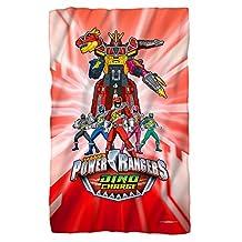 POWER RANGERS Dino Ranger 36X58 Fleece Blanket