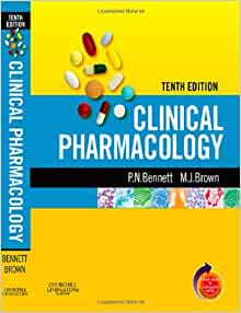 clinical pharmacology bennett and brown 10th pdf free download