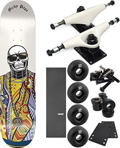 格安即決 ブラインドスケートボードリーパースケートボード8