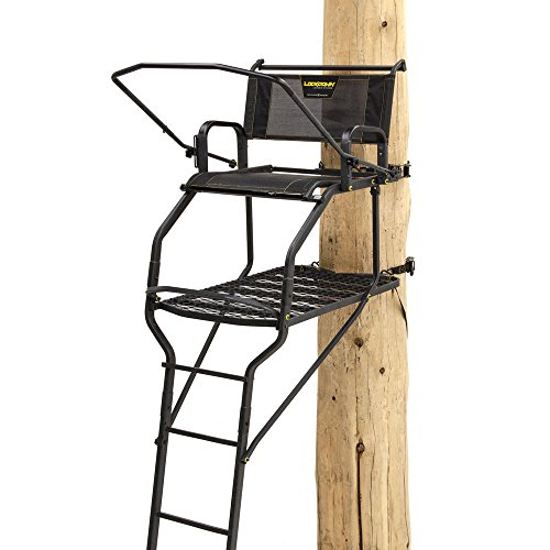 (Rivers Edge One Man Ladder Stand)