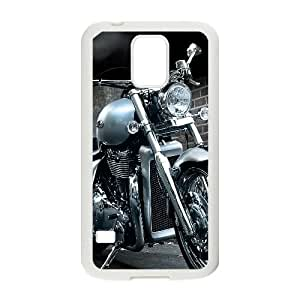 Chopper Motorcycle 3 3 Samsung Galaxy S5 Cell Phone Case White Exquisite designs Phone Case KM4871J7
