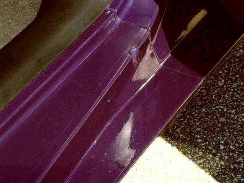 1999-2004 Corvette Door Sills Paint Protectors