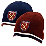 West Ham United FC - Authentic EPL Reversible Knit Hat