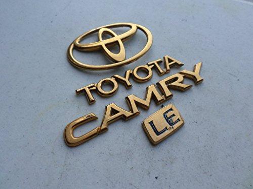 Toyota Camry Deck - 8