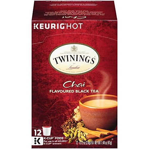Twinings of London Tea Sampler Variety K-Cups for Keurig
