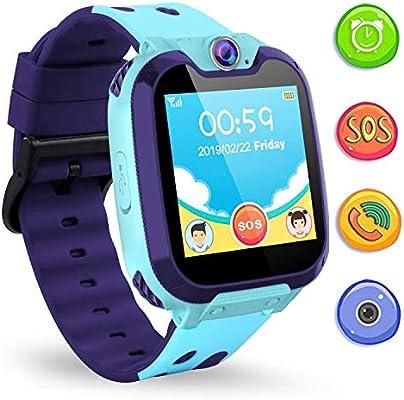 Amazon.com: Jaybest Bohongde - Reloj digital para niños con ...